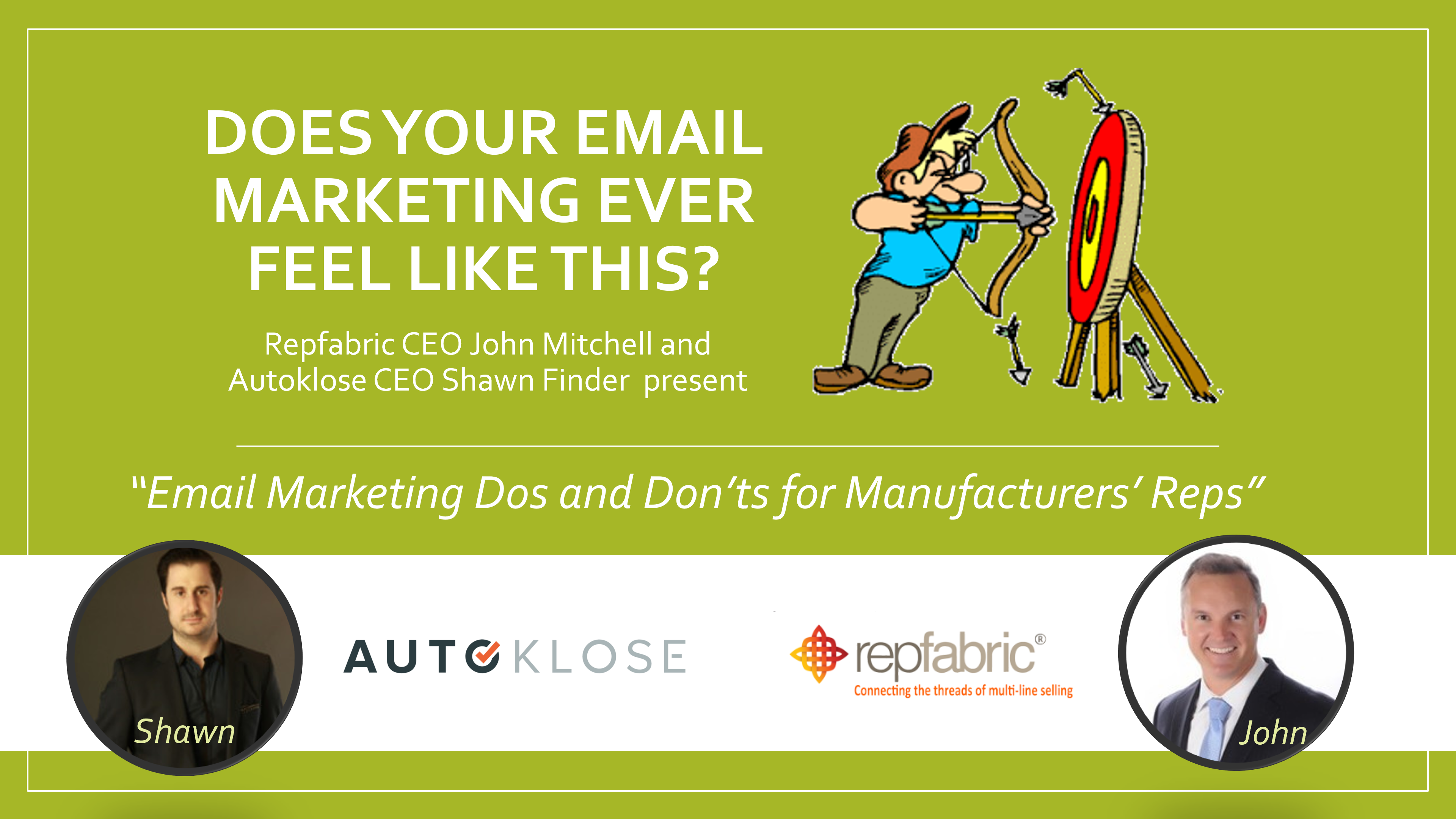 You are currently viewing Email Marketing Dos and Don'ts for Manufacturers' Reps