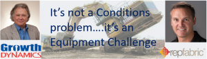 Upcoming Webinar: It's not a Conditions Problem, it's an Equipment Challenge. (Recording Posting Soon)